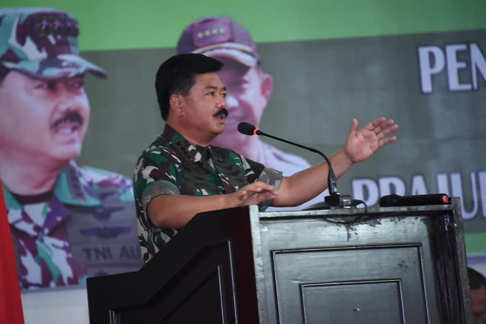 Photo of Panglima TNI : Sinergitas TNI-Polri Obat Ampuh Menjaga Keutuhan NKRI