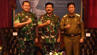 Photo of Mutasi dan Promosi Jabatan 41 Pati TNI