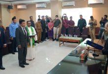 "Photo of Lantik Dirut PDAM, Walikota Kupang ""Segera Selesaikan Persoalan Air..!"""