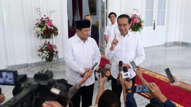 Photo of Presiden Menerima Menteri Pertahanan di Istana Yogyakarta