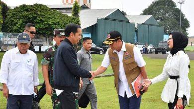 Photo of Presiden Jokowi: Segera Buka Akses ke Daerah Terisolir di Sukajaya