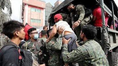 Photo of Heboh!! Akibat Erupsi Gunung Taal, 6000 Penduduk Dievakuasi