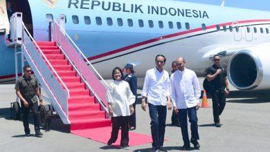 Photo of Hendak Melihat Langsung Proyek Pembangunan Terminal Multipurpose, Presiden dan Ibu Negara Bertolak ke Labuan Bajo