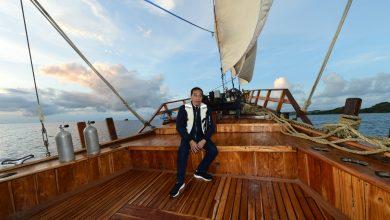 Photo of Naiki Kapal Phinisi, Presiden Tinjau Kesiapan Wisata Bahari di Labuan Bajo