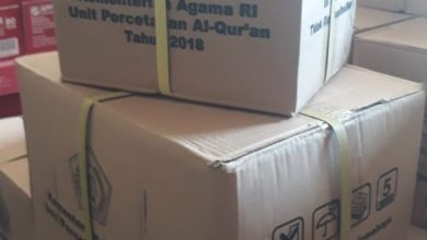 Photo of DPP KAMIJO Terima Bantuan 1000 Al-Qur'an dari Kemenag RI
