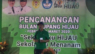 Photo of Wali Kota Kupang Tetapkan Februari-Maret Sebagai Bulan Kupang Hijau