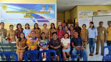 Photo of Mempercepat Penerapan Pengarusutamaan Gender,PPA Kota Kupang Gelar Pelatihan PPRG di Kelurahan