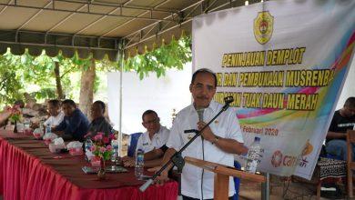 Photo of Wali Kota Kupang Ajak Lurah dan Camat Belajar Tanam Air di TDM