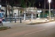 Photo of Wardi Jien Tokoh Masyarakat Senen Protes Trotoar Dipakai Warung Nasi Padang Kapau