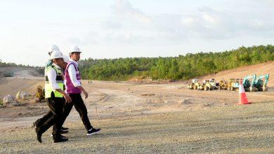 Photo of Tinjau Simpang Susun Blang Bintang, Presiden: Alhamdulillah, Pembebasan Lahan Berjalan Baik