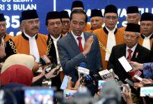 Photo of Presiden Jokowi Dukung Upaya Peningkatan Kualitas Peradilan MA